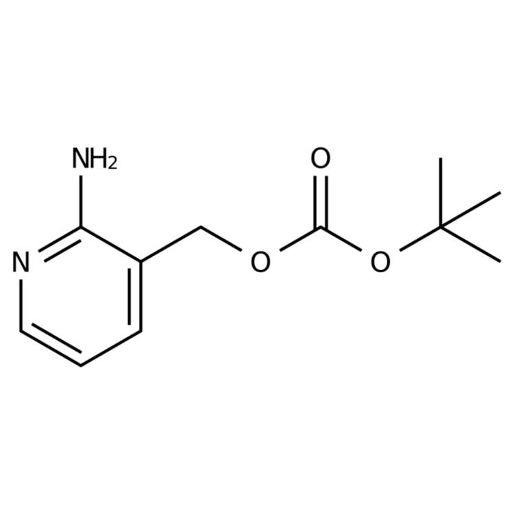 (2-Aminopyridin-3-yl)methyl tert-butyl carbonate
