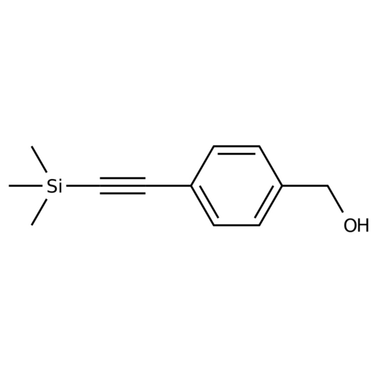 (4-((Trimethylsilyl)ethynyl)phenyl)methanol