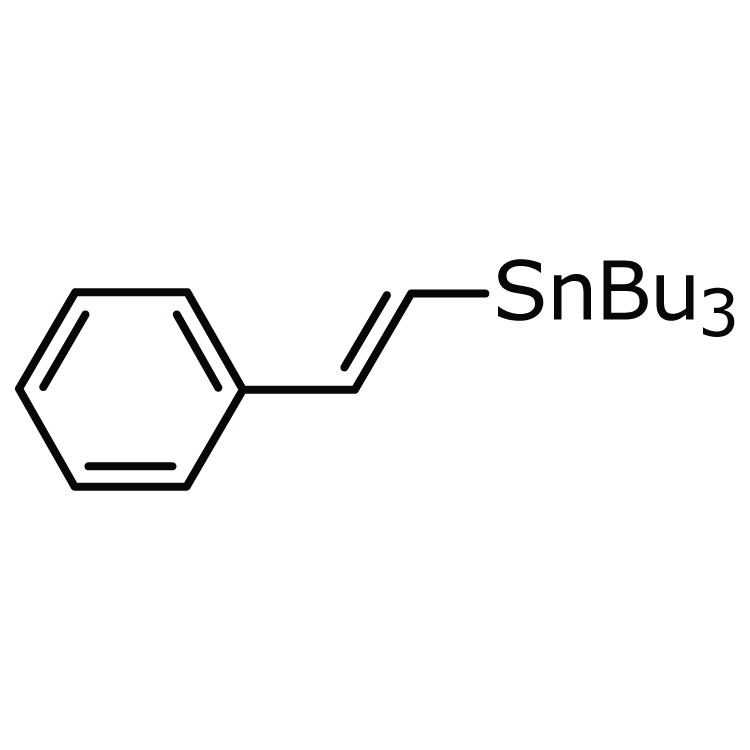Tributyl(phenylethenyl)tin