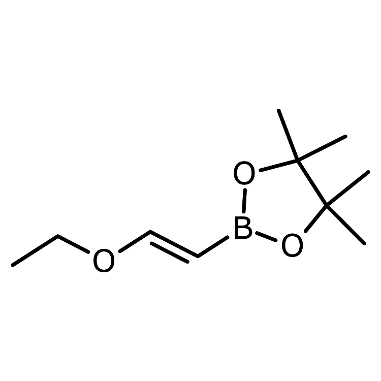 1-Ethoxyethene-2-boronic acid pinacol ester 2:1 E/Z
