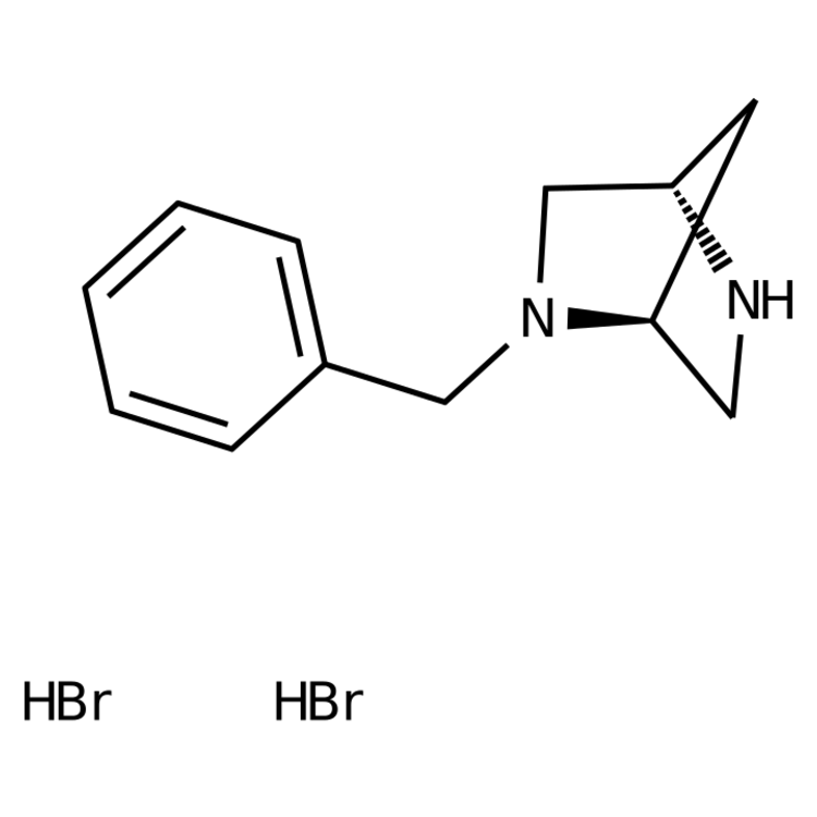 (1S,4S)-2-Benzyl-2,5-diazabicyclo[2.2.1]heptane dihydrobromide