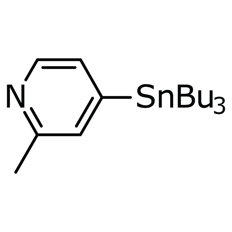 2-Methyl-4-(tributylstannyl)pyridine
