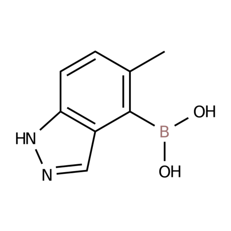5-Methyl-1H-indazole-4-boronic acid