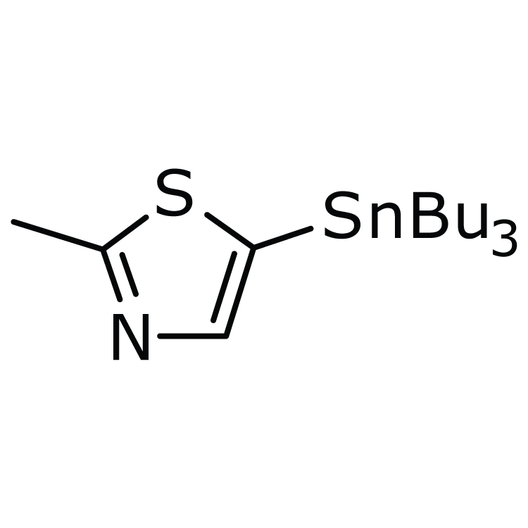 2-Methyl-5-(tributylstannyl)thiazole
