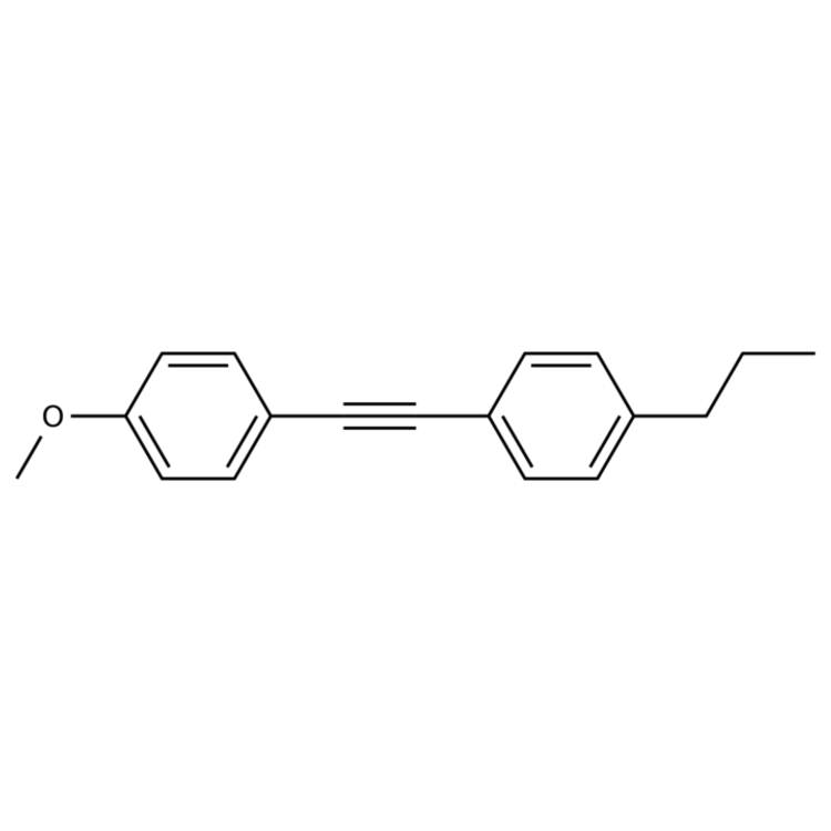 1-Methoxy-4-((4-propylphenyl)ethynyl)benzene