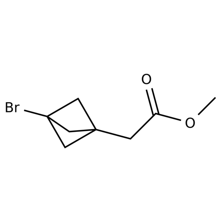 Methyl 2-{3-bromobicyclo[1.1.1]pentan-1-yl}acetate