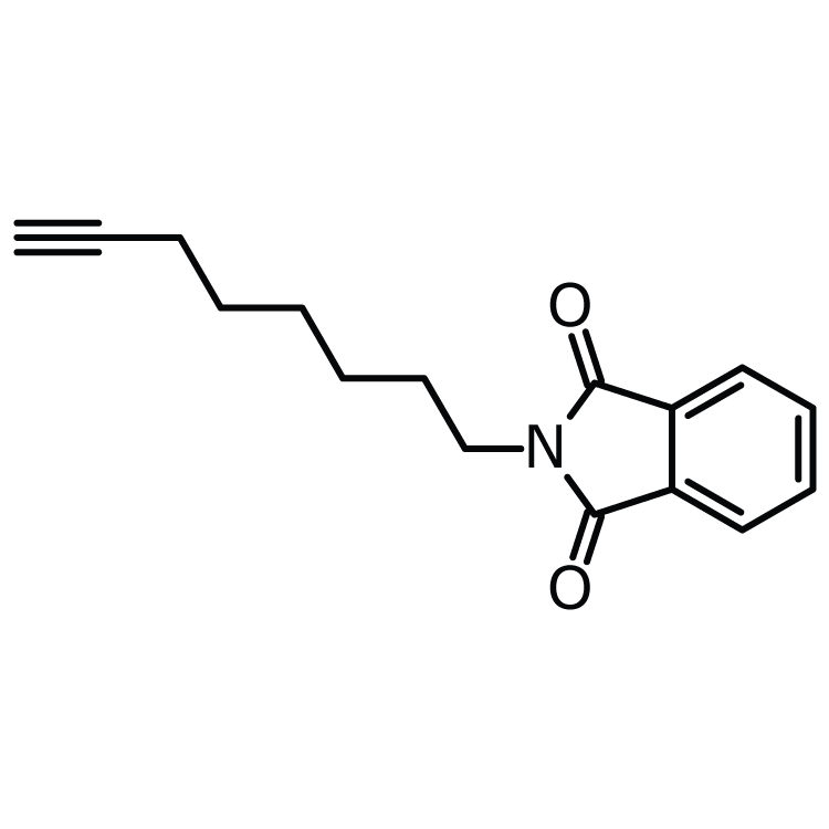2-(7-Octyn-1-yl)-1H-isoindole-1,3-dione