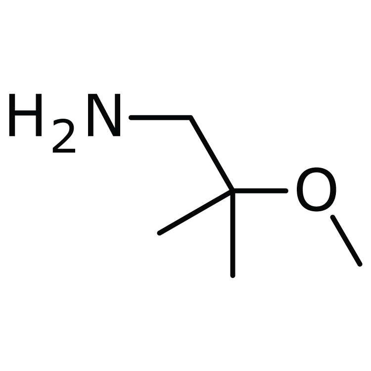 2-Methoxy-2-methylpropylamine