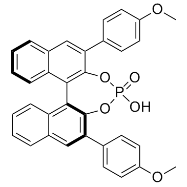 (11bS)-4-Hydroxy-2,6-bis(4-methoxyphenyl)-4-oxide-dinaphtho[2,1-d:1',2'-f][1,3,2]dioxaphosphepin