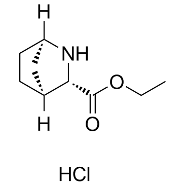 (1R,3S,4S)-Ethyl 2-azabicyclo[2.2.1]heptane-3-carboxylate hydrochloride