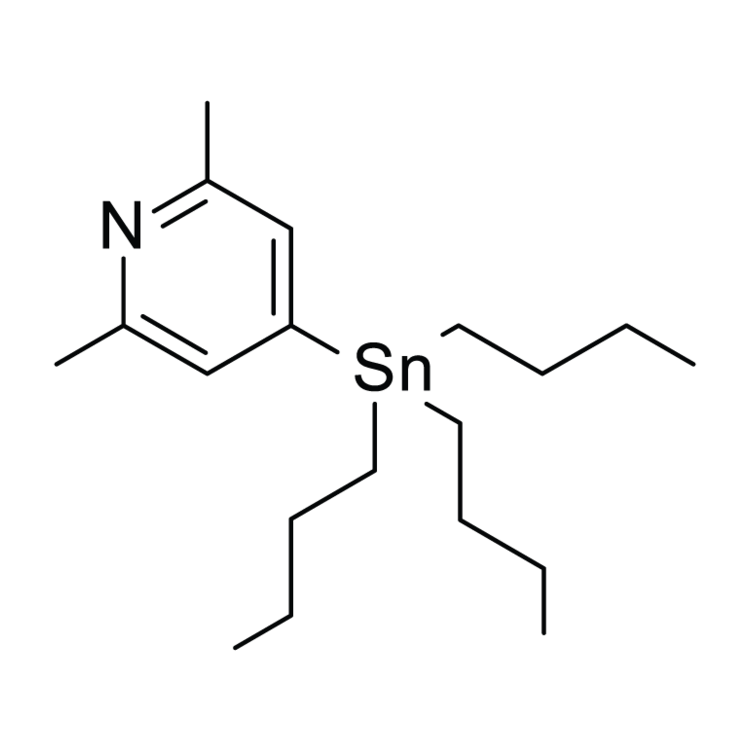 2,6-Dimethyl-4-(tributylstannyl)-pyridine