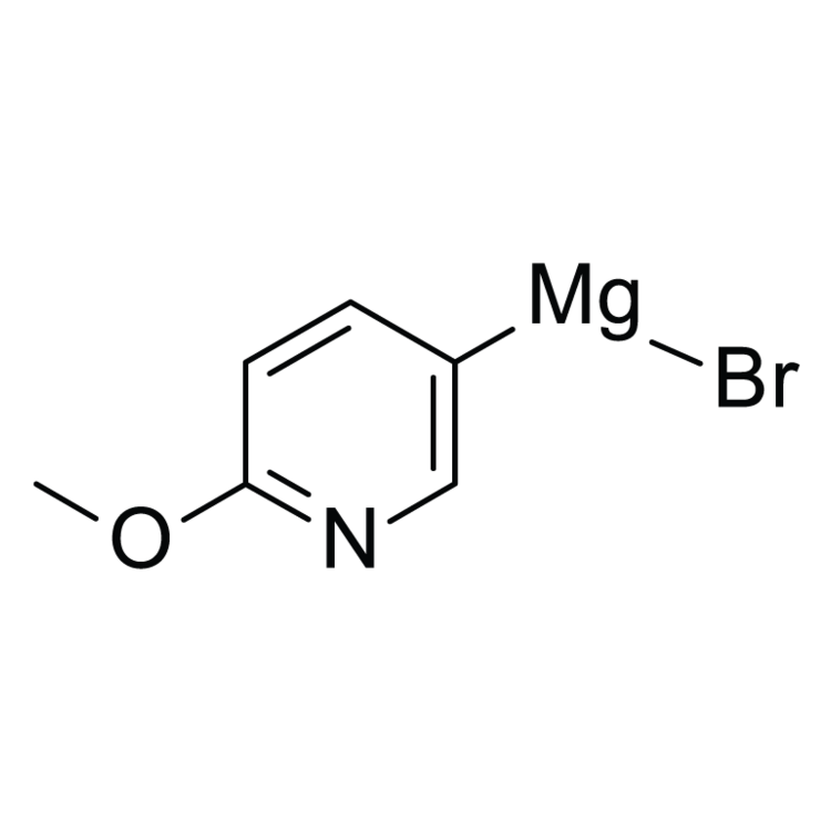 (6-Methoxypyridin-3-yl)magnesium bromide, 0.25 M in 2-MeTHF