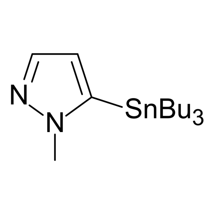 1-Methyl-5-(tributylstannyl)-1H-pyrazole