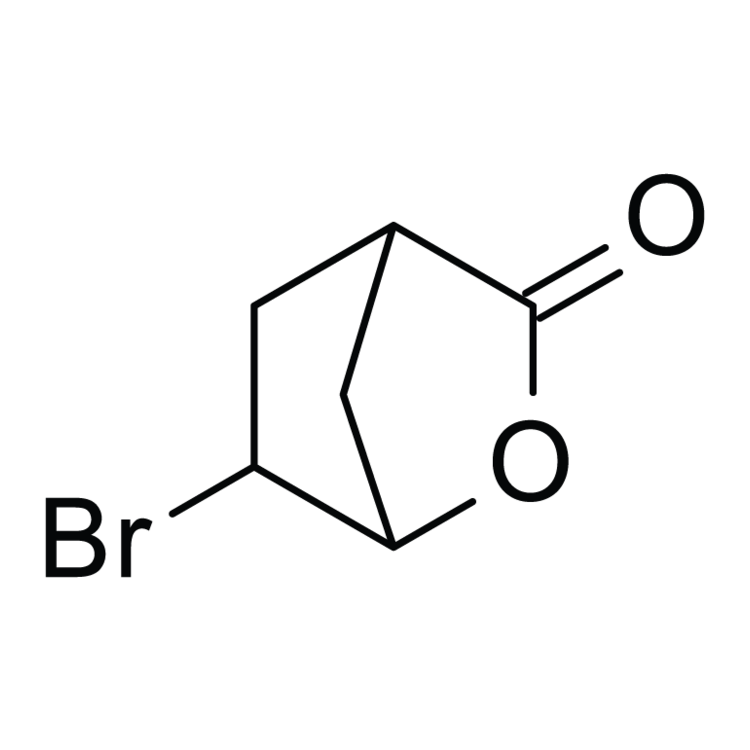 6-Bromo-2-oxabicyclo[2.2.1]heptan-3-one