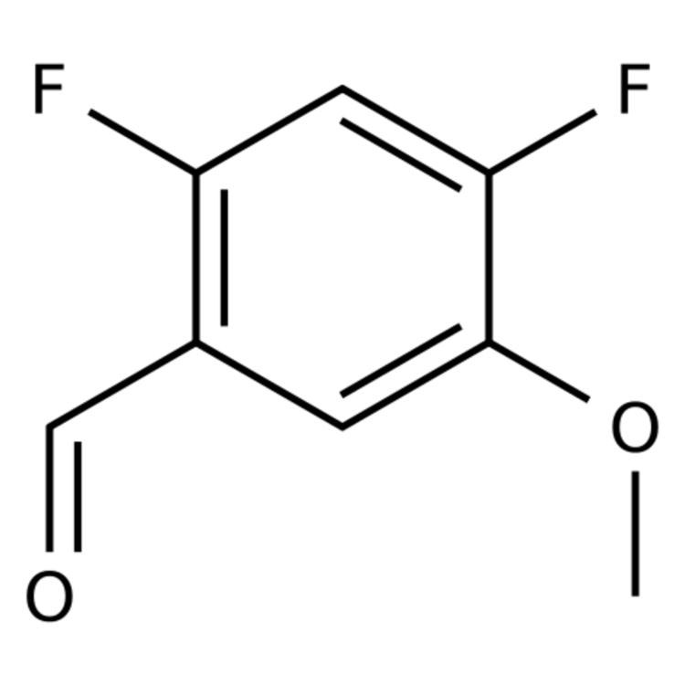 2,4-Difluoro-5-methoxybenzaldehyde