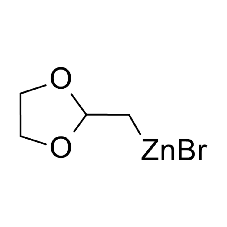 (1,3-Dioxolan-2-ylmethyl)zinc bromide, 0.50 M in THF - [D73097]