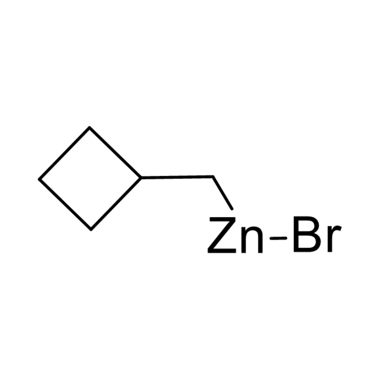 (Cyclobutylmethyl)zinc bromide, 0.50 M in THF