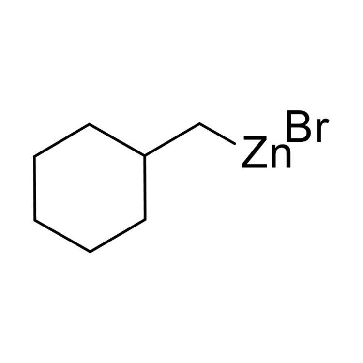 (Cyclohexylmethyl)zinc bromide, 0.50 M in THF