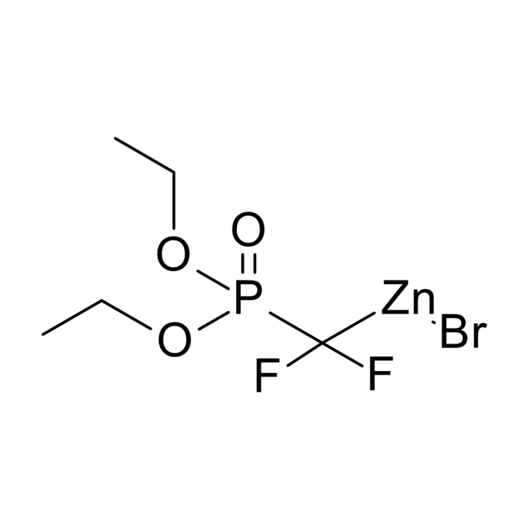 (Diethoxyphosphoryl)difluoromethylzinc bromide, 0.50 M in THF