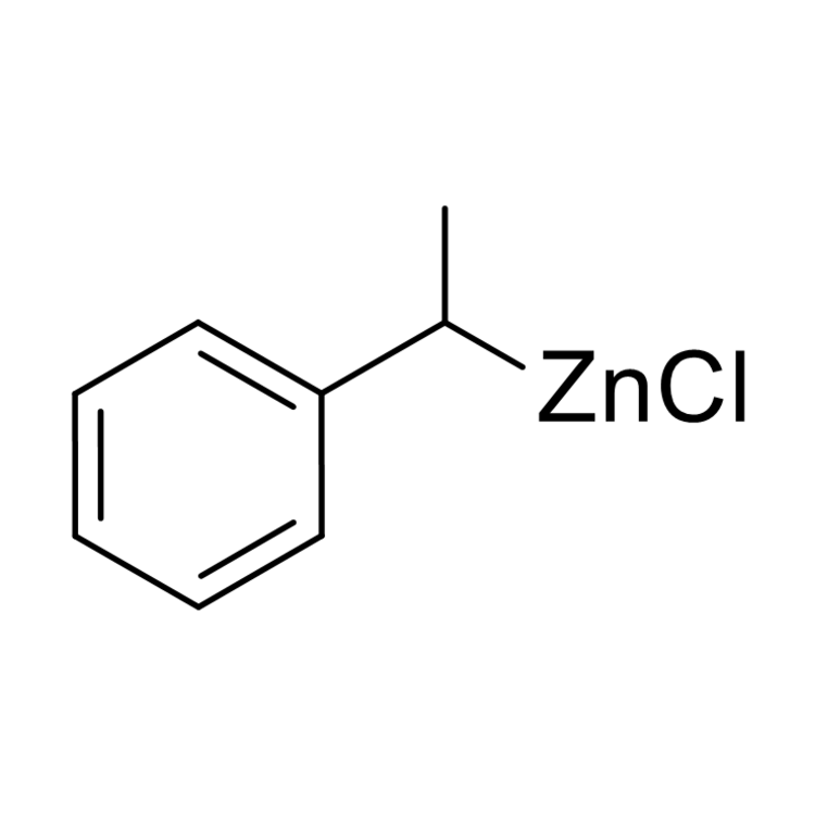 1-phenylethylzinc chloride, 0.50 M in THF