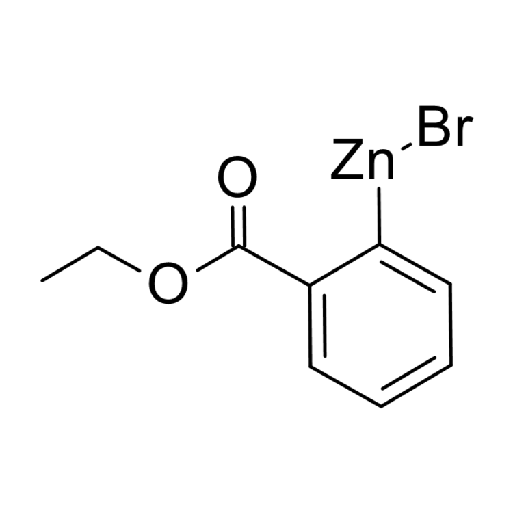 2-(Ethoxycarbonyl)phenylzinc bromide, 0.50 M in THF