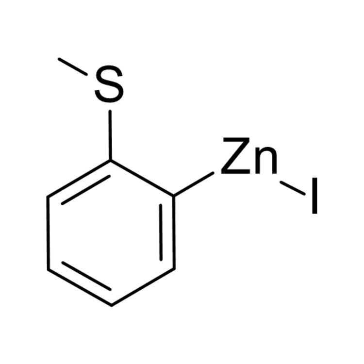 2-(Thiomethyl)phenylzinc iodide, 0.50 M in THF