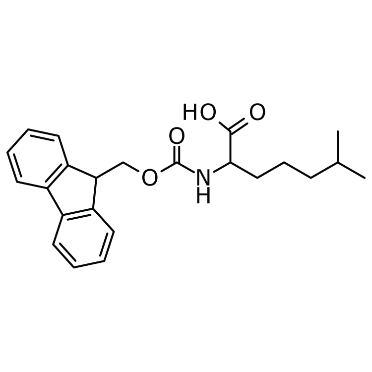 (S)-2-(9H-Fluoren-9-ylmethoxycarbonylamino)-6-methyl-heptanoic acid