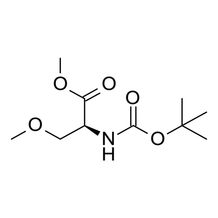 2-BOC-Amino-3-methoxy-propionic acid methyl ester