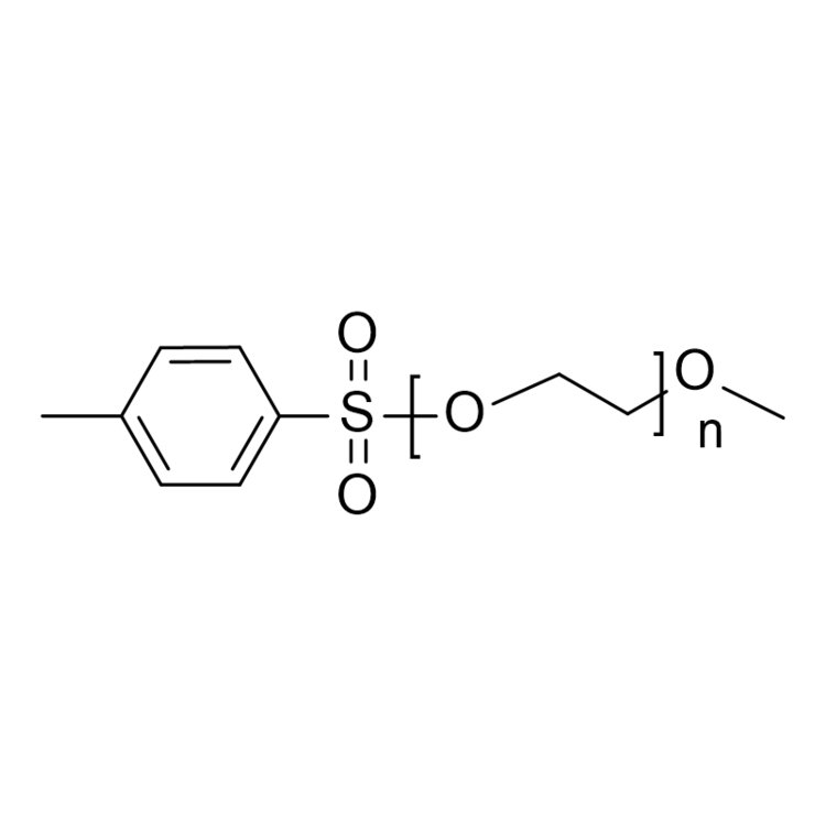 Poly(ethylene glycol) methyl ether tosylate, average Mn 400