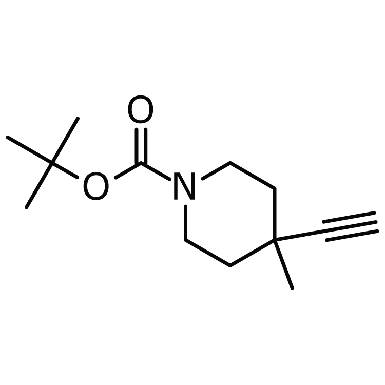 1-Boc-4-ethynyl-4-methylpiperidine