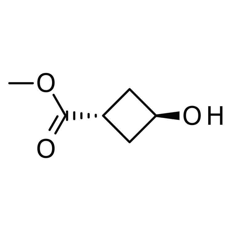 Methyl trans-3-hydroxycyclobutanecarboxylate