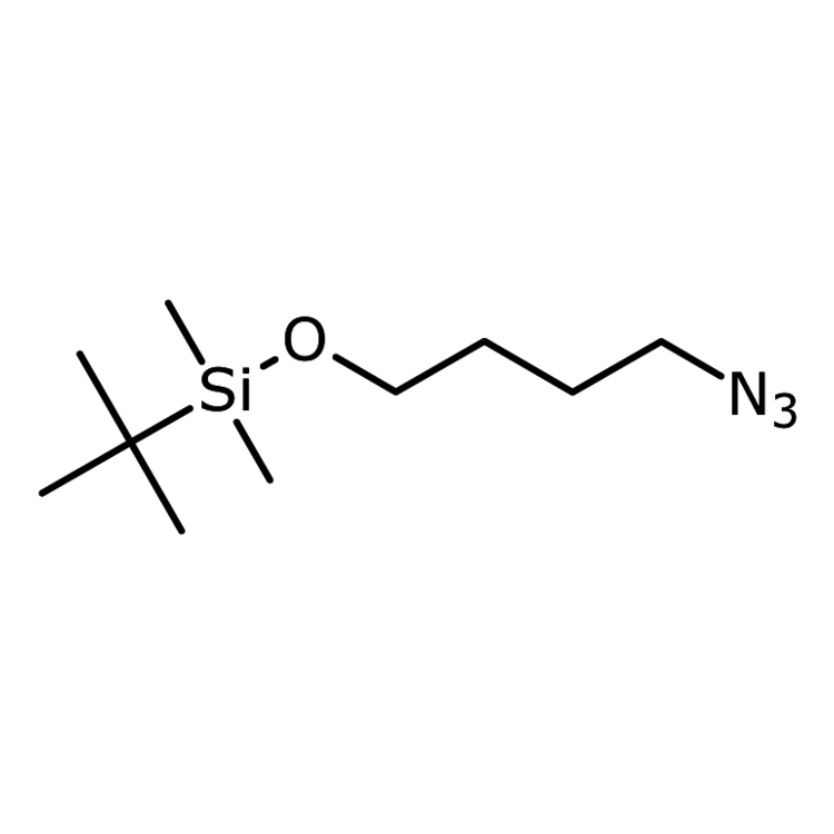 (4-Azidobutoxy)(1,1-dimethylethyl)dimethylsilane