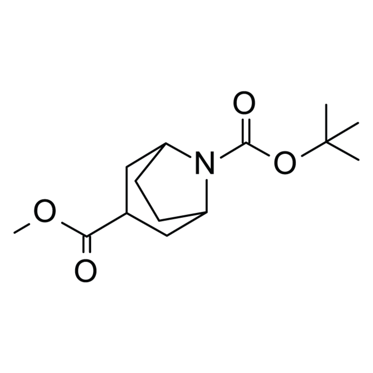 8-tert-butyl 3-methyl 8-azabicyclo[3.2.1]octane-3,8-dicarboxylate