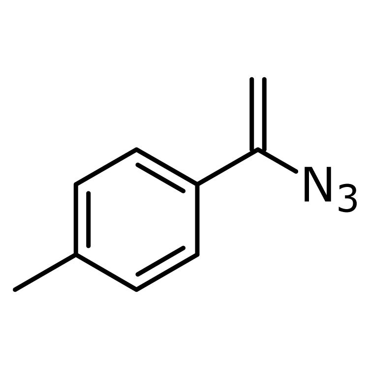 1-(1-Azidoethenyl)-4-methylbenzene
