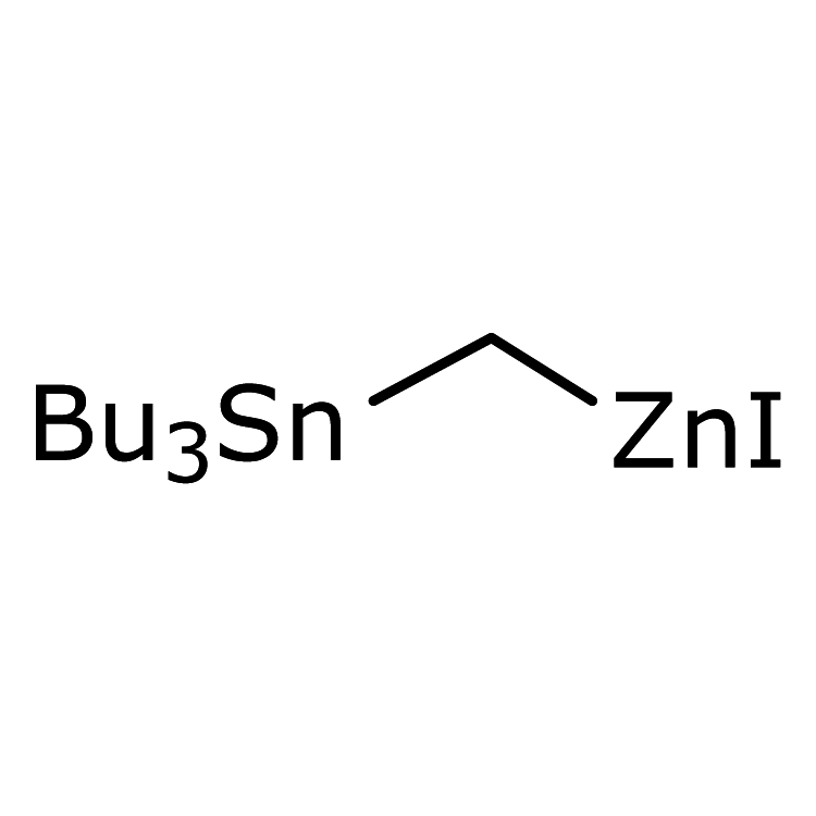 (Tributylstannyl)methylzinc iodide 0.5M in THF