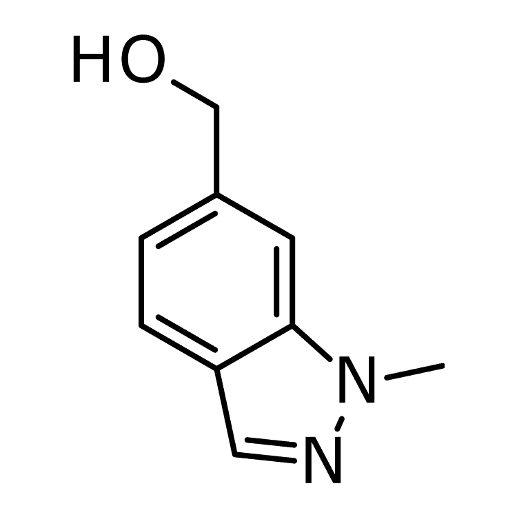 (1-methyl-1H-indazol-6-yl)methanol